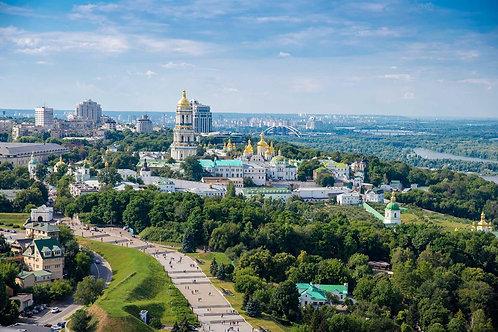 Ukrayna Kiev ve Çernobil Turu 25-28 Nisan 2020 Vizesiz