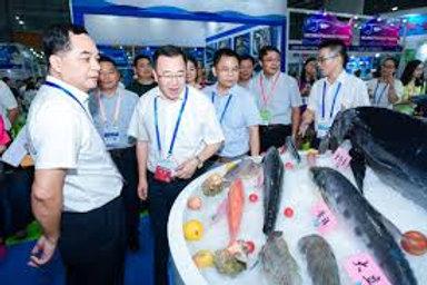 China Fisheries and Seafood Expo 27-29 Ekim 2021 Şangay
