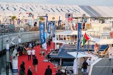 Dubai International Boat Show 08-12 Mart 2022 Dubai