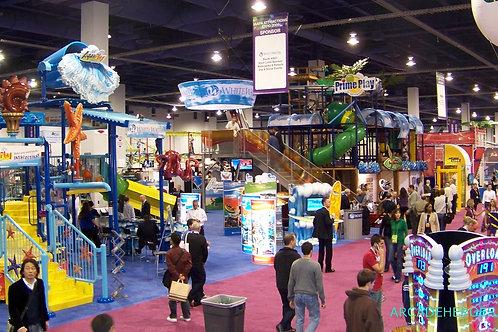 IAAPA Expo Europe 28-30 Eylül 2021 Barcelona