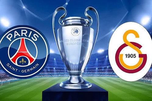 Paris Saint Germain - Galatasaray Şampiyonlar Ligi Maç Turu 10-12 Aralık 2019