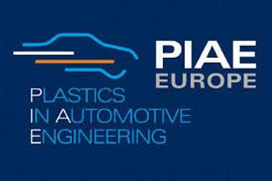 PIAE-Plastics in Automotive Engineering 08-09 Haziran 2021 Mannheim