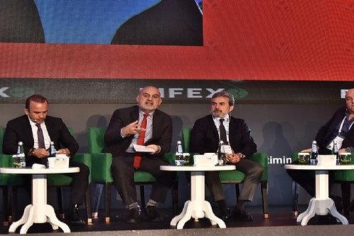 2.FIFEX -Futbol Endüstrisi Forum ve İhtisas Fuarı 11-13 Ocak 2019 Antalya