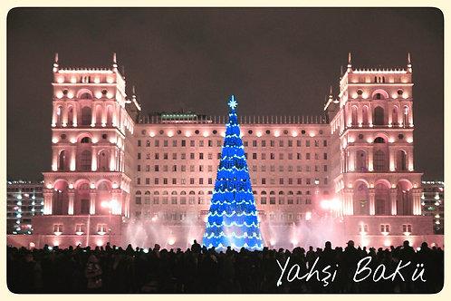 Bakü Yılbaşı Özel Turu 29 Aralık - 01 Ocak Vizesiz