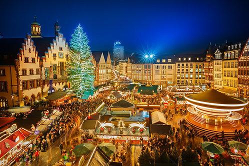 Frankfurt ve Strasbourg Noel Pazarları Turu 05-08 Aralık 2019