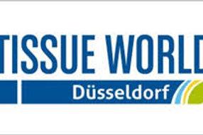 Tissue World Düsseldorf 21-23 Eylül 2021 Düsseldorf