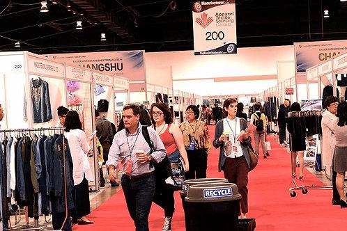 Apparel Textile Sourcing Canada 23-25 Ağustos 2021 Toronto