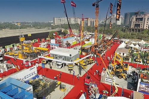 BAUMA CONEXPO INDIA Gurgaon 20-23 Nisan 2021