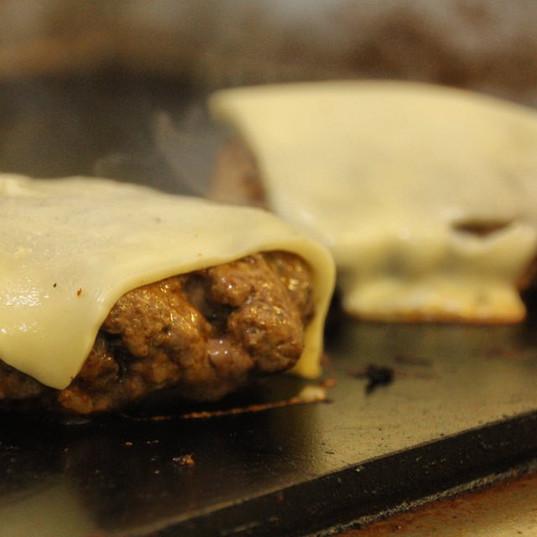 Handmade Cheese Burgers