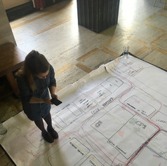 Mapping the Civic Centre of Cardiff with Mari Lowe