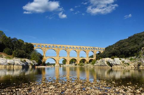 Vers-Pont-du-Gard, FRANCE