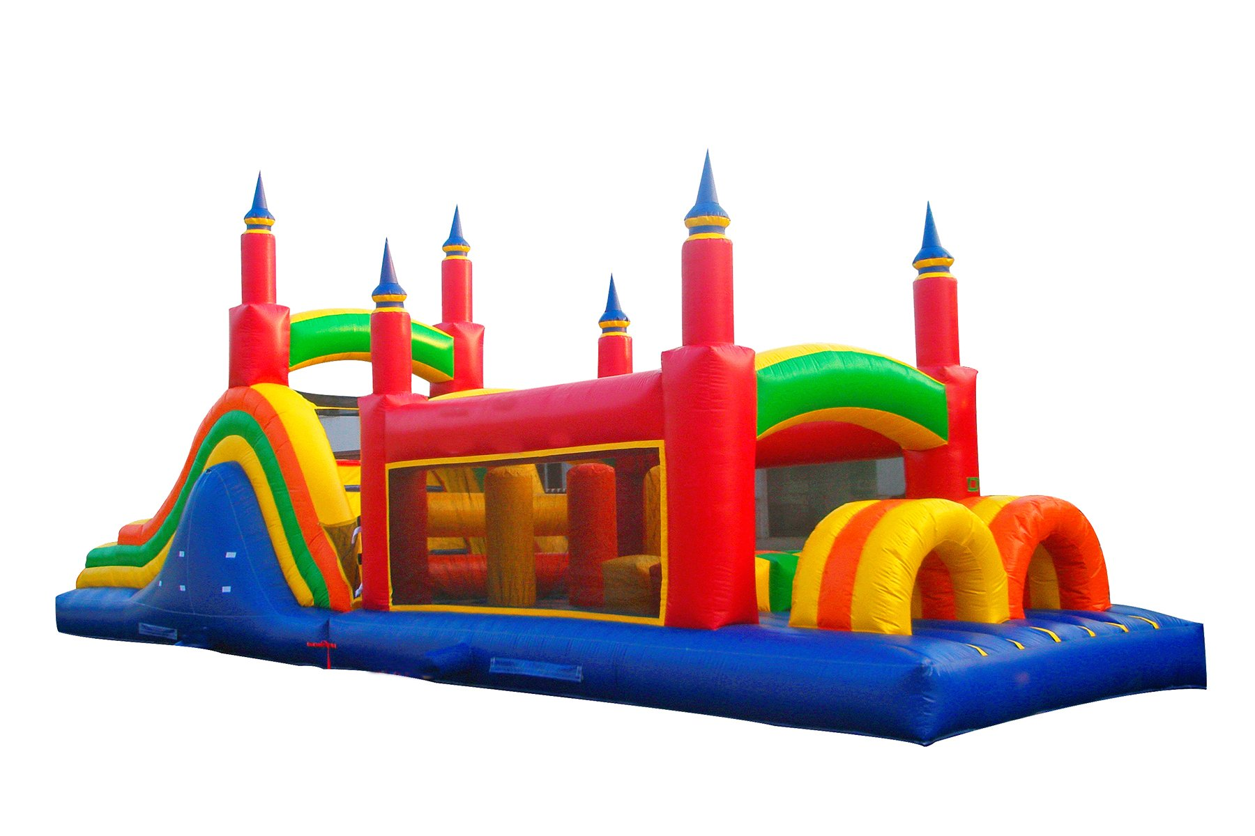 40 Foot Obstacle Course