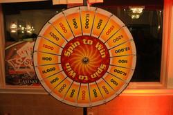 Customized Prize Wheel
