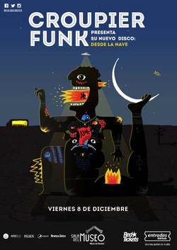 afiche croupier funk final