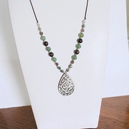 Collier forêt long