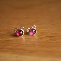 Boucles d'oreilles oursons