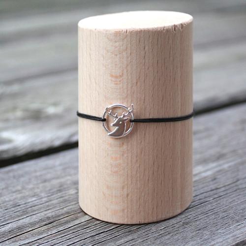 Bracelet cerf