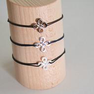Bracelet trefles