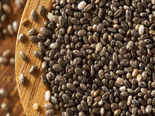 Superfood series: 'C' is for Chia Seeds