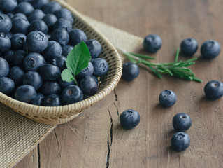 Superfood series: 'B' is for Blueberries