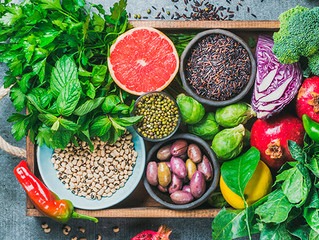 The A-Z of Super Foods...