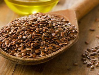 Superfood series: 'F' is for Flaxseeds