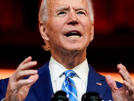 Biden Says He Will Not Immediately Remove Phase 1 Trade Deal With China