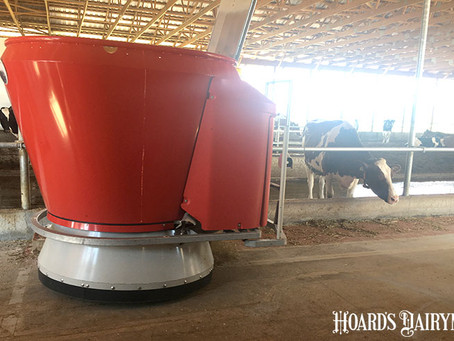 Automation makes feeding more consistent