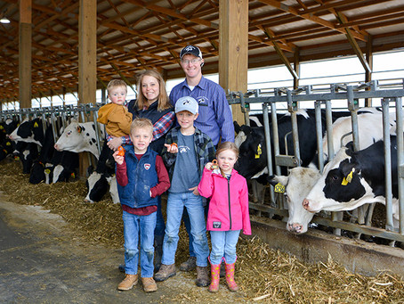 Farming for Family