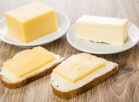 Cheese and Butter Stocks Tumble