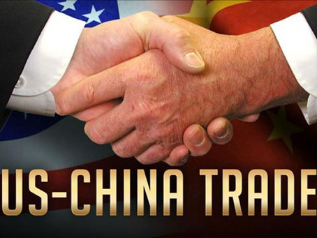 Trump Says He Will Sign Phase-One China Trade Deal Jan. 15