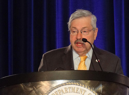 Branstad steps down from China ambassador post