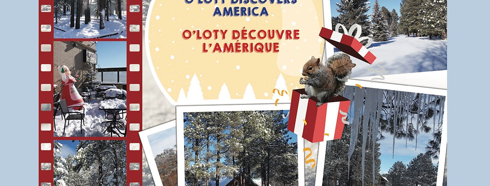 O'Loty découvre l'Amérique O'Loty discovers America