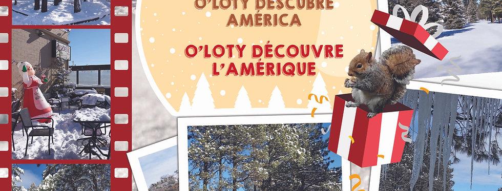 O'Loty découvre l'Amérique - O'Loty descubre America