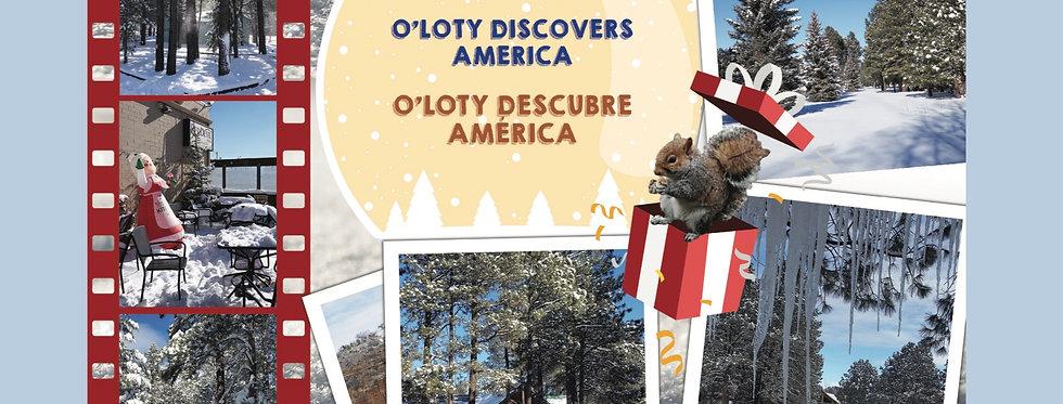 O'Loty discovers America (Book 3)