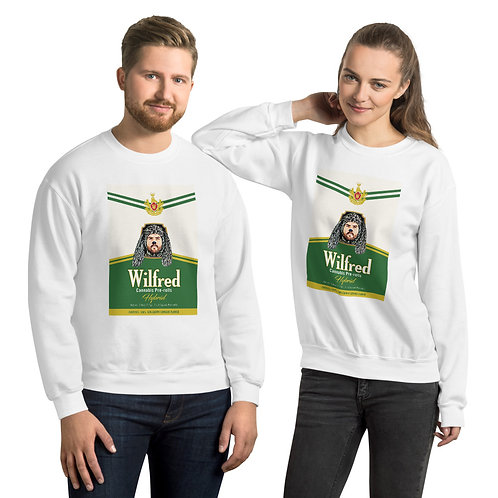 Unisex Sweatshirt GREEN Hybrid