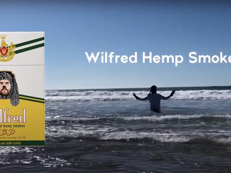 WILFRED CBD HEMP SMOKES ARRIVING SOON!