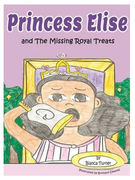 Princess Elise and the Missing Royal Treats