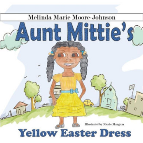 Aunt Mittie's Yellow Easter Dress