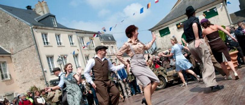 D-Day-Festival-2013-Carentan-Concert-The