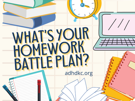 What's Your Homework Battle Plan?