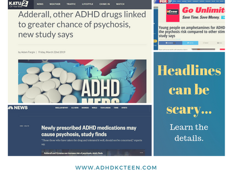 Psychosis from Adderall?