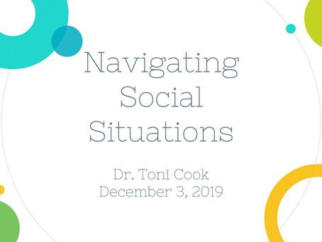 Navigating Social Situations