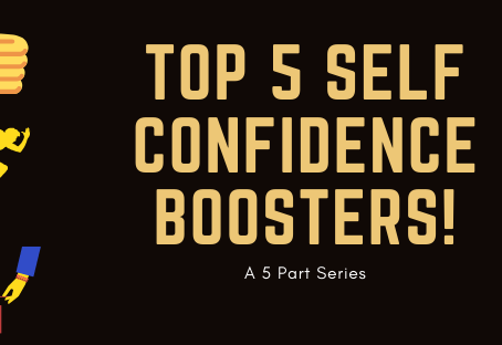 5 Self Confidence Boosters Part 1: Stop Negativity