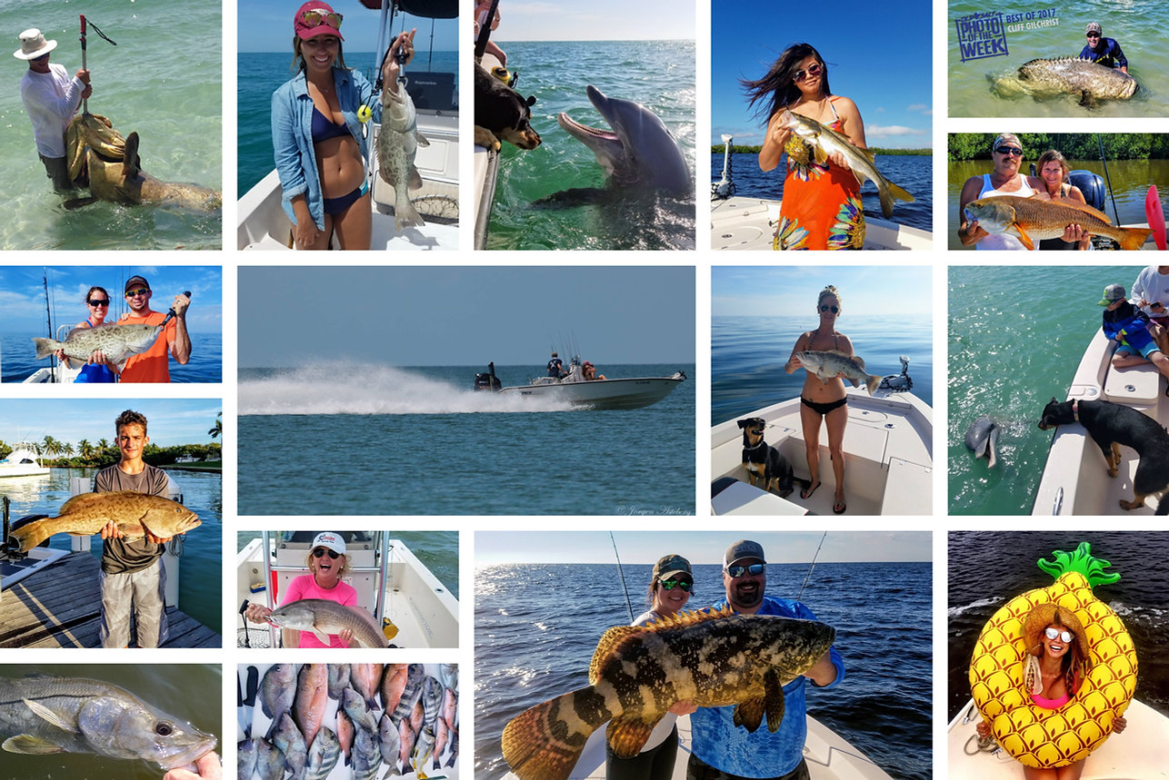Captiva Fishing Charters - Website Backg