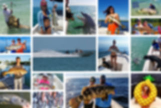 Captiva Fishing Charters - Website Backg