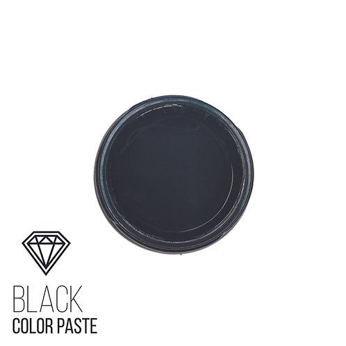 """Колеровочная паста """"Black"""", Черный, 25мл"""