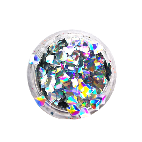 Глиттер серии 3D Jewel Glitter,Diamand