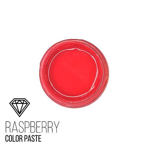 """Колеровочная паста """"Raspberry"""",  Малиновый"""