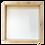 Thumbnail: планшет объемный из фанеры 30*30см